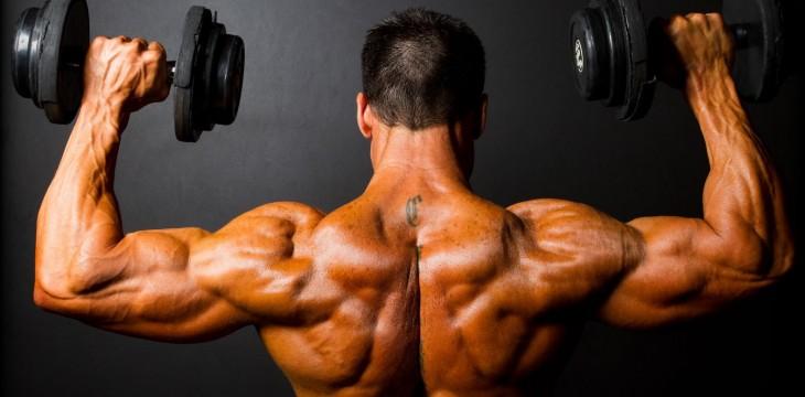 Strategia budowania mięśni