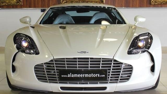 Aston Martin One-77 na sprzedaż