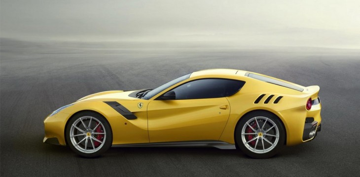 Ferrari F12tdf – nowy super Włoch