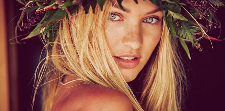Candice Swanepoel na Instagramie