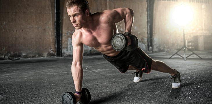 Trening fitness dla mężczyzn