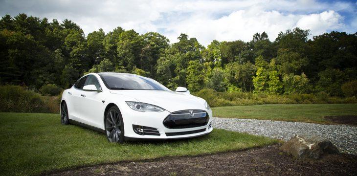 Super samochody elektryczne