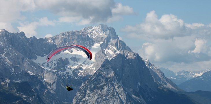 Paralotniarstwo – lot w przestworzach